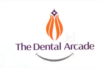 The Dental Arcade Logo