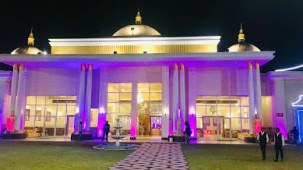 Official Logo of Orchid Farms, wedding hall in Mohali, wedding Palace in Mohali, Banquet hall Mohali
