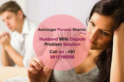 Love Marriage Specialist Astrologer - Parveen Sharma Logo