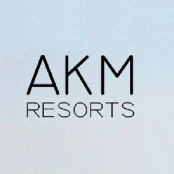 Official Logo of AKM Resorts